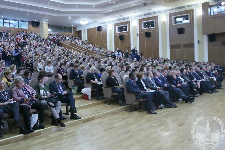 съезд учителей русской словесности 18